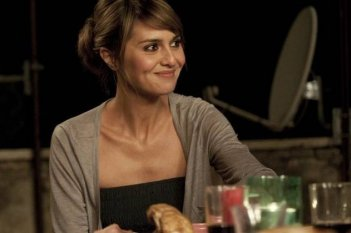 Paola Cortellesi in una scena del film Nessuno mi può giudicare