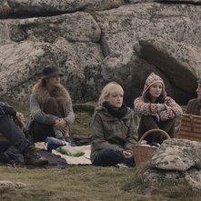 Una scena del film Archipelago