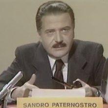 Alighiero Noschese imita Sandro Paternostro