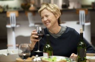 Annette Bening nel film The Kids Are All Right