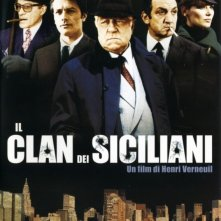 La locandina di Il clan dei siciliani