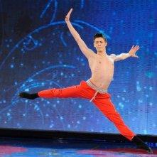 Denny Lodi, ballerino vincitore della decima edizione di Amici