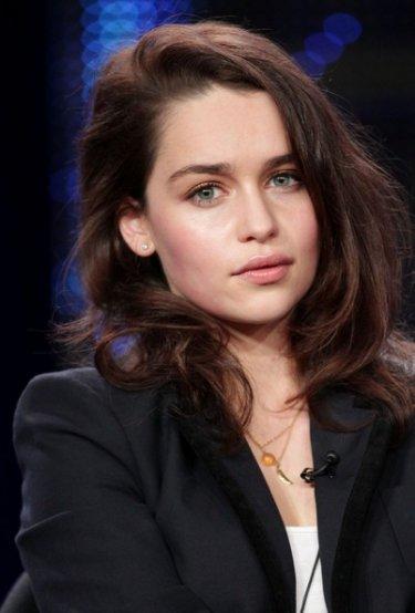 Emilia Clarke, ad una presentazione di Game of Thrones del 2011