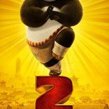 Nuovo locandina USA per Kung Fu Panda 2