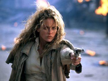 Sharon Stone nel film di Sam Raimi Pronti a morire