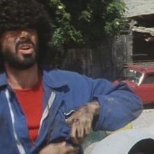 Tomas Milian nel film di Umberto Lenzi La banda del gobbo