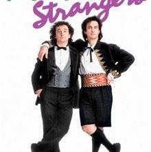 Un poster della serie Barki e Larry - due perfetti americani