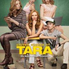Un poster per la stagione 3 di United States of Tara