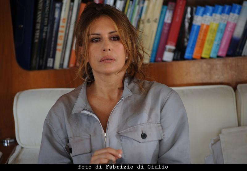 Caterina Vertova In Una Scena Dell Episodio L Eta Del Dubbio De Il Commissario Montalbano 195842