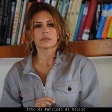Caterina Vertova in una scena dell'episodio L'età del dubbio de Il commissario Montalbano