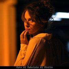 Isabella Ragonese in una scena dell'episodio L'età del dubbio de Il commissario Montalbano