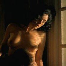 La splendida Monica Bellucci è Malèna nel film di Giuseppe Tornatore