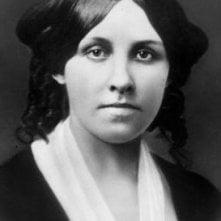 Una foto di Louisa May Alcott