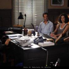 Una scena dell'episodio L'età del dubbio de Il commissario Montalbano