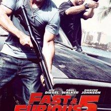 Nuova locandina di Fast Five