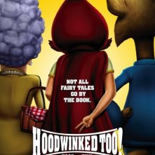 Nuovo Poster USA per Hoodwinked 2: Hood vs. Evil