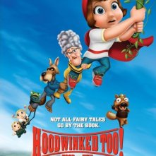 Poster USA per Hoodwinked 2: Hood vs. Evil