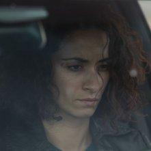 Rachida Brakni, protagonsta del film La ligne droite