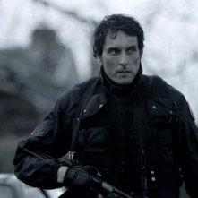 Vincent Elbaz nel film L'assaut