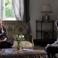 Ilaria Occhini e Stefania Rocca nel film per la tv Edda Ciano e il comunista