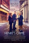 La locandina di Henry's Crime
