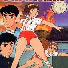 La locandina di Mimì e la nazionale di pallavolo