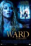 La locandina italiana di The Ward - Il reparto