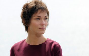 Stefania Rocca nel film televisivo Edda Ciano e il comunista
