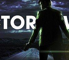Un primo poster con sviluppo orizzontale per la stagione 6 di Doctor Who