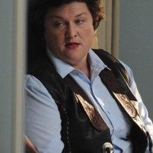 Una Dot Jones in versione cowgirl nell'episodio Blame It on the Alcohol di Glee
