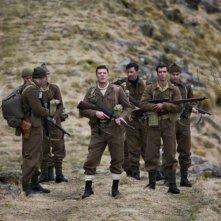 Una scena del film Age of Heroes