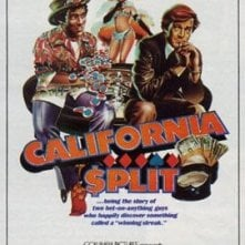 Locandina del film California Split