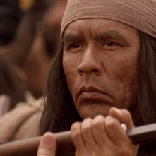 West Studi nel ruolo di Geronimo