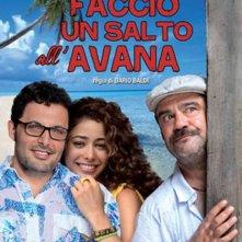 La locandina di Faccio un salto all'Avana