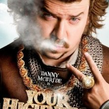Character poster di Danny McBride in Your Highness