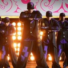 I ballerini del film StreetDance 3D