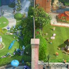 I giardini adiacenti del film Gnomeo & Juliet