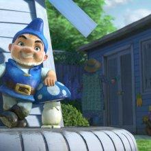 Il piccolo prode degli Gnomi Blu in Gnomeo & Juliet