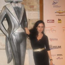 MARILYN GALLO al Roma Fiction Fest.