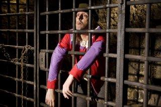 Massimo Ceccherini nella commedia Amici miei - Come tutto ebbe inizio