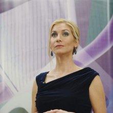 Elizabeth Mitchell in una scena dell'episodio Concordia di V