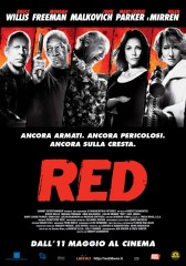 Red in streaming & download