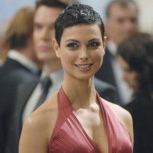 Morena Baccarin in una scena dell'episodio Concordia di V