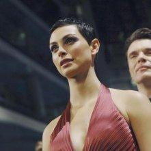 Morena Baccarin nell'episodio Concordia di V