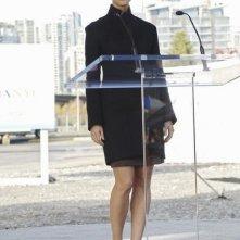 Morena Baccarin nell'episodio Devil in a Blue Dress di V