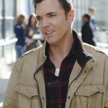 Nicholas Lea nell'episodio Concordia di V