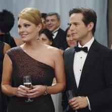 Ona Grauer e Scott Wolf nell'episodio Concordia di V