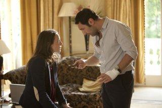 Raphaële Godin e Gilles Lellouche nel film Ma part du gâteau