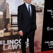 Ryan Phillippe alla premiere losangelina di The Lincoln Lawyer