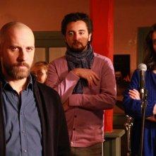 Vincent Desagnat e Nader Boussandel nella commedia Au bistro du coin